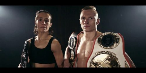 ALTEREGGO FIGHT TEAM #1- Piotr Bąkowski x Dominika Rembelska – (Prod. RX)