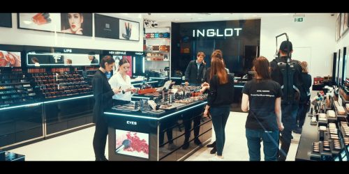 [MAKING OF] INGLOT – Corporate video #1 [4K]